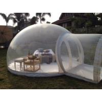 Comfortable Fireproof Waterproof Inflatable Air Tent Easy To Carry Manufactures