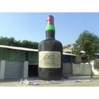 Advertising Giant Outdoor Custom Inflatable Bottle Products For Decoration Manufactures