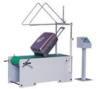 QB Luggage Testing Equipment Roll Wheel Type Bags Vibration And Abrasion Tester Manufactures