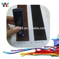 YY offset print magnetic ink for anti fake lable detected by magnetic sensors Manufactures
