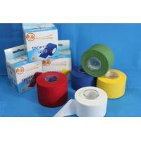 Quality Surgical Elastic Waterproof Sports Tape 2.5cm 3.8cm 5cm 10cm Medical Bandage for sale