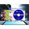 Genuine Windows 10 Product Key X20 Online Activate Multi Language COA Sticker Manufactures
