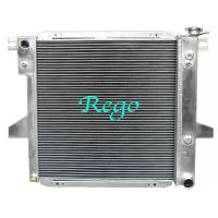 High Performance Racing Aluminum Car Radiators For Ford Range 1998 - 2001 Manufactures