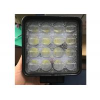 4D 48W CREE LED Truck Work Lights 4.5 Inch Square With Long Lifespan Manufactures
