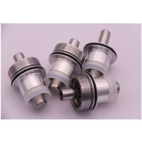 Alloy Steel Silver Excavator Bullets Of Hydraulic Joystick Pusher Manufactures