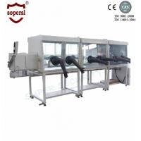 Chemical Customize Glove Box with Gas Purification System for Lab usage Manufactures