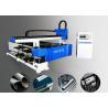 Steel Pipe Cutting Machine / tube fiber metal laser cutting machine Manufactures