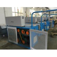 1.2mm-2.5mm Al Wire Drawing Machine 24 Dies Number Flat Belts Transmission Manufactures