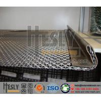 Folding border Crimped screen mesh