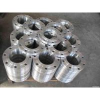 ASME B16.5 2205 2507 Welding Neck Stainless Steel Pipe Flange Dulplex Steel S32750 S31803 Manufactures