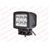IP67 Super Bright 60W LED Truck Work Lights For Forklift / SUV Automotive Lighting 9V - 32V DC Manufactures