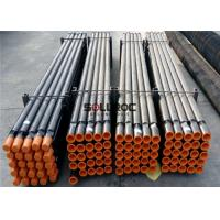"""114mm API 3 1/2"""" Reg DTH Drill Tubes Rods Pipes For Water Well Drilling Manufactures"""
