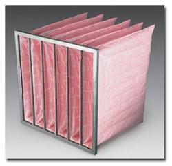 polyester fiber filter bag for bag filter Manufactures