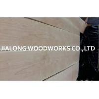 Quality Crown Cut Sliced American Cherry Wood Veneer Sheet For Interior ecoration for sale