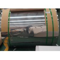 Quality Wear Resistant 304 Stainless Steel Rolls Sheets For Food Processing Industry for sale