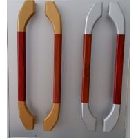 China custom 200mm Home furniture door handle Zinc Aluminum die casting products tool maker on sale