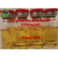 99% Assay Testosterone Propionate/ Injectable Testosterone propionate 100mg/ml Manufactures