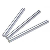 40Cr Hydraulic Cylinder Piston Rod, Quenched / Tempered Chrome Plated Piston Rod Manufactures