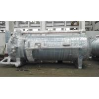 Energy Saving Horizontal Pressure Leaf Filter With Filtration Tank , Filtering Plate Manufactures