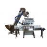 Beverage Bottle Cap Sealing Machine / Powerful Automatic Bottle Capper Manufactures