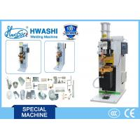 Single phase Vertical Pneumatic Spot Welding Machine AC 220V New Condition Manufactures
