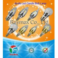 Quality 4w E14 Dimmable Led Chandelier Light Bulb, Led Light Bulb Components, for sale
