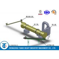 China High Efficiency Rotary Drum Dryer Machine Large Output for Chemical Fertilizer on sale