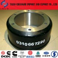 Brake drums for BPW truck parts 0310667290 Manufactures