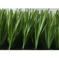 Nice Looking Sports Soccer Artificial Grass Synthetic Turf With Abrasive Resistance Manufactures