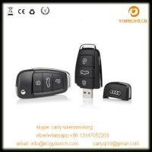 Audi car key usb flash drive, car key shape usb flash drive, usb flash drive key Manufactures