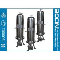 BOCIN High Efficiency Industrial Cartridge Water Filters With Flange Connection Manufactures