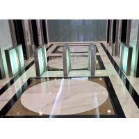 304 / 316 Stainless Steel Card Access Speed Gates / Swing Gate Turnstile Manufactures