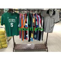 Summer Second Hand Mens T Shirts Short Sleeves Korean Style Mixed Color Manufactures