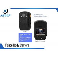 Long Time Record Law Enforcement Body Camera With IR Light 94 Mm * 61 Mm * 31mm Manufactures