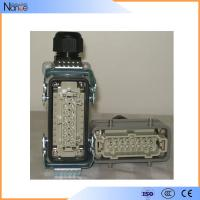 Aluminum Housing Festoon Cable Trolley Overhead Crane Trolleys For Lifting Equipment Manufactures