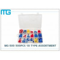 MG - 500 500 pcs SV RV Terminal Assortment Kit 18 Types CE ROHS Approved Manufactures