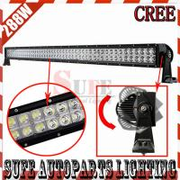 50 INCH 288W CREE LED WORK LIGHT BAR COMBO BEAM LED DRIVING LIGHTS OFFROAD 4x4 TRUCK Manufactures