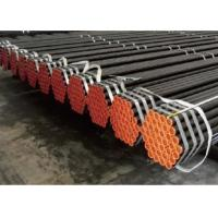 Seamless Structure Carbon Steel TubeFerritic Steel Material ASTM A333 Grade 9 Manufactures
