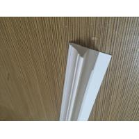 Quality Durable Extruded PVC Profiles Top Jointer For Ceiling Corner Finish for sale