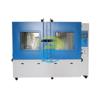 Buy cheap IEC60529 IPX5 IPX6 Ingress Protection Test Equipment Sand And Dust Test Chamber from wholesalers