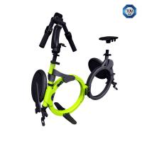 Electric,intelligent,small,mini,lightweight,portable, 9.8kg,10 inch,2 wheeled folding bicycle/ebike with lithium battery Manufactures