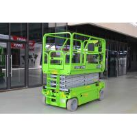 Best Hydraulic 26ft 8m load capacity 450kg self propelled scissor lift EWP for building maintenance Manufactures