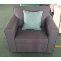 Hotel fabric lounge chair,single sofa LC-0007 Manufactures