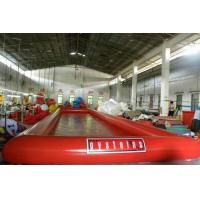 Small Portable Kids Inflatable Family Pool , Adult Swimming Pools Manufactures