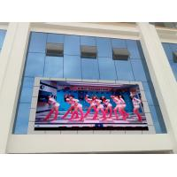 Heat Dissipation Outdoor Smd Led Video Wall Smd 3 In 1 Full Color Manufactures
