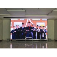 Electronic Digital Gym P2.5 2x4 Indoor LED Video Wall Manufactures