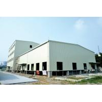 Custom Design Prefabricated Light Steel Structure Building Workshop Recyclable Manufactures