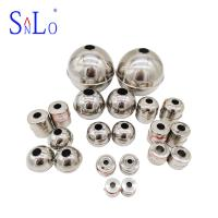 Supply cast stainless steel magnetic float ball made in china Manufactures