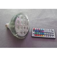 12*1W RGB led PAR38 light Manufactures