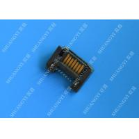 Single Port 22 Pin ESATA Port Connector , 180 Degree ATA SATA Connector Manufactures